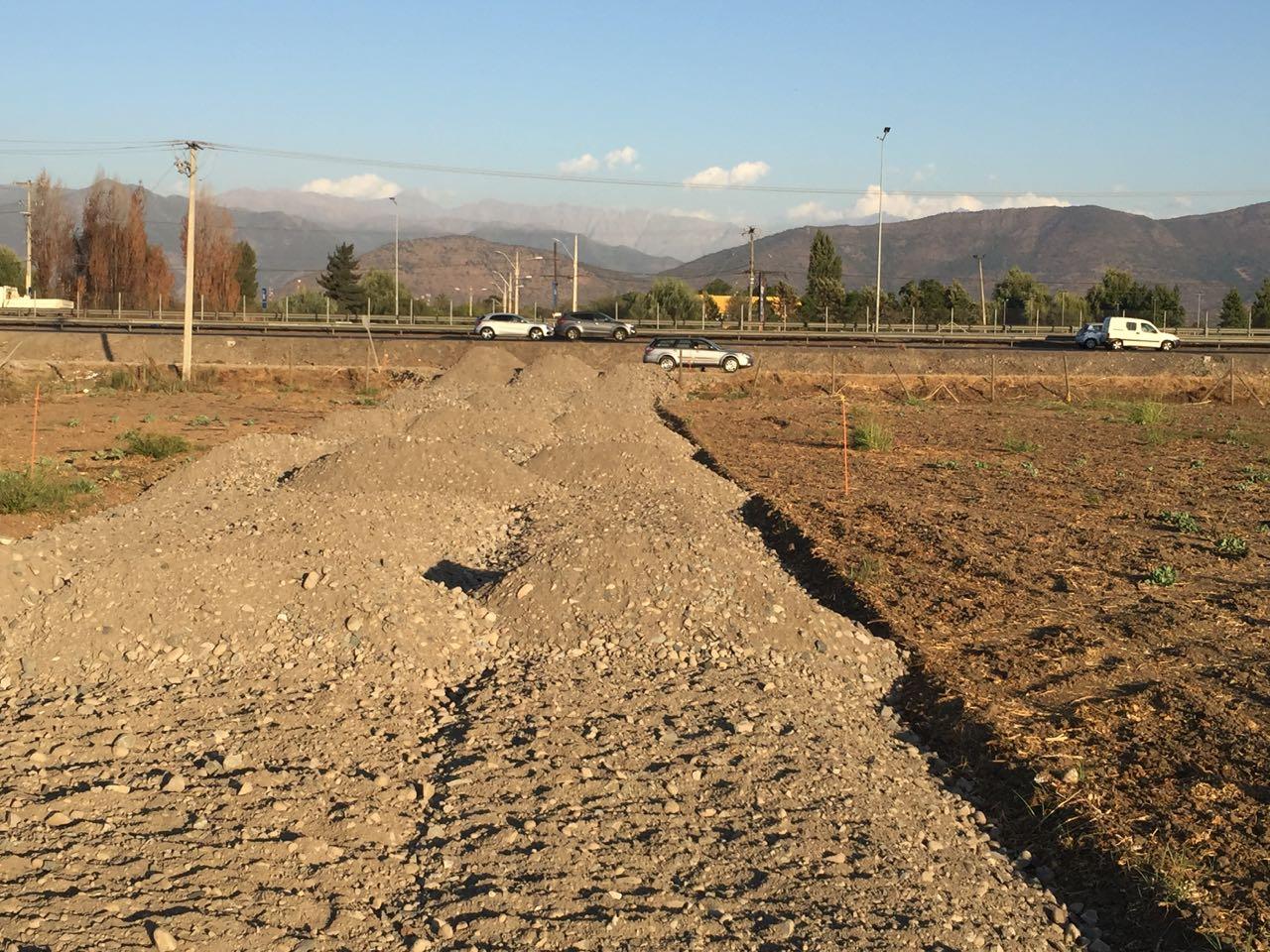 Terrenos Industriales RENGO de 10.000 m2