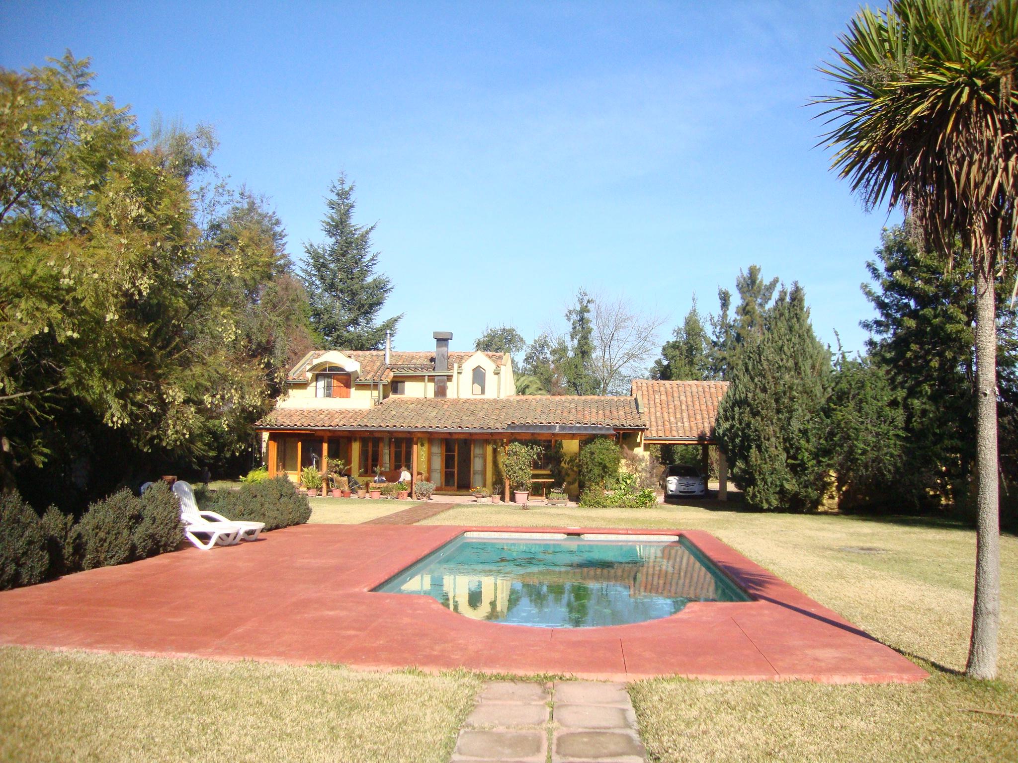 Gran casa cerca de San Fernando en parcela de 5290 m2