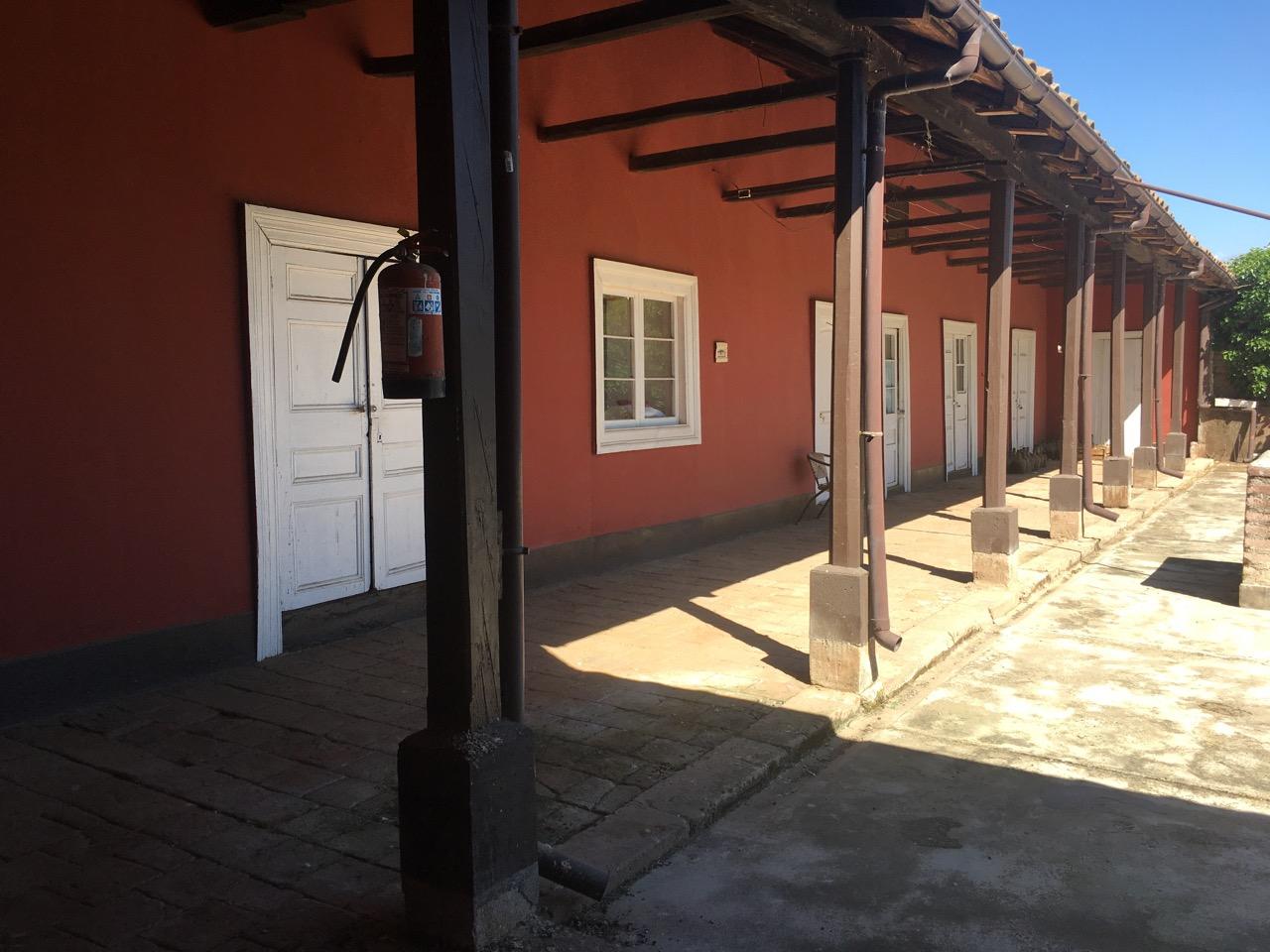 RENGO, Extraordinaria Casa Colonial con Parque .